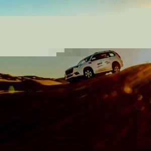 乌海家园策划发起:2015金沙湾沙漠越野挑战赛 - 哈弗H9上市发布会