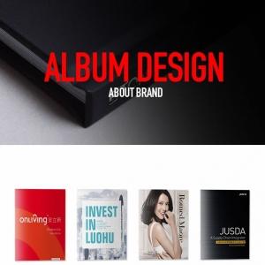 宣传册设计 | 品牌画册设计  / 600.00/页